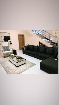 Luxury 2 Bedrooms Oceanfront Terraced Duplex, New Horizon 2 Estate, Close to Meadow School Road, Ikate Elegushi, Lekki, Lagos, Flat Short Let