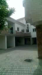 an Exquisite Newly Built  Serviced 3 Bedroom Flat + Bq, Lekki Right, Lekki Phase 1, Lekki, Lagos, Flat for Rent