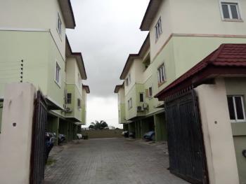 Luxury 3 Bedrooms Townhouse, Seagate Estate, Ikate Elegushi, Lekki, Lagos, Terraced Duplex Short Let