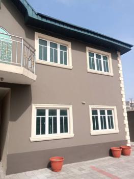 4 Bedroom Semi Detached Duplex, Around Apple  Junction, Amuwo Odofin, Lagos, Semi-detached Duplex for Rent
