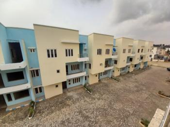 Brand New 6 Bedrooms Terraced House with Boys Quarter, Wuye, Abuja, Terraced Duplex for Sale