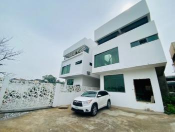 Luxury 4 Bedroom Terrace(carcass), Magodo Brooks, Magodo, Lagos, Terraced Duplex for Sale