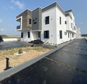5 Bedroom Semi- Detached House, Ikate Elegushi, Lekki, Lagos, Semi-detached Duplex for Sale