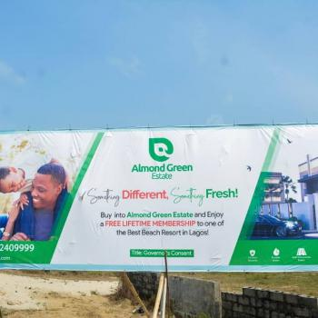 Best Land Offer, Ready to Build, Life Time Free Access to a Beach, Abraham Adesanya, Ajah, Lagos, Mixed-use Land for Sale