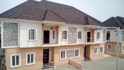 Lovely 4  Bedroom Semi Detached Duplex With 1 Room Bq Abijo, Abijo, Lekki, Lagos, 4 bedroom, 5 toilets, 4 baths Semi-detached Duplex for Sale