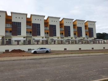 Luxury 4 Bedrooms Terrace Duplex, Behind Aduvie, Jahi, Abuja, Terraced Duplex for Sale
