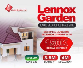 Land with Excision, Lennox Garden Estate, Orimedu, Ibeju Lekki, Lagos, Mixed-use Land for Sale