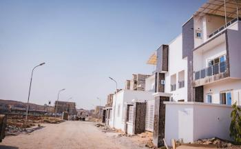 Estate 4 Bedroom Semi Detached Duplex with Penthouse with Bq, Around Paradise Estate, Life Camp, Abuja, Semi-detached Duplex for Sale