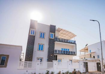 Estate 5 Bedrooms Detached Duplex with Penthouse and 2 Rooms Bq, Around Paradise Estate, Life Camp, Abuja, Detached Duplex for Sale