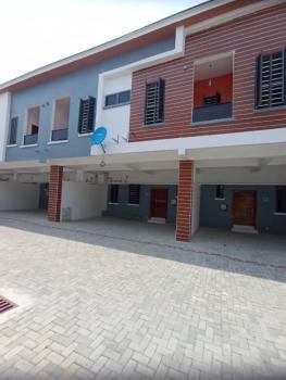 Nice 4 Bedroom Duolex, Chevron, Lekki, Lagos, Terraced Duplex for Sale
