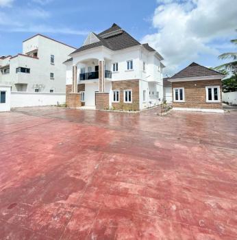 6 Bedrooms Fully Detached House, Pinnock Beach Estate, Osapa, Lekki, Lagos, Detached Duplex for Rent