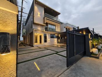 5 Bedroom Fully Detached House, Near Pinnock Beach Estate, Osapa, Lekki, Lagos, Detached Duplex for Sale