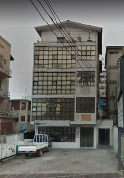 a Commercial Property on 3 Storey, Obalende, Lagos Island, Lagos, Office Space for Sale