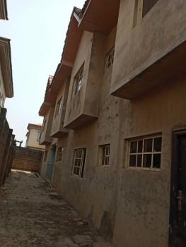 4 Bedrooms Duplex with 2 Units of 3 Bedrooms Duplex., Okebadan, Akala Estate.., Akobo, Ibadan, Oyo, Detached Duplex for Sale