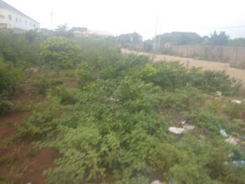 3 Plots of Table Land Fenced with Gate for Hostel, Hotel Etc, Bishop Court Near Imo State University, Owerri Municipal, Imo, Mixed-use Land for Sale