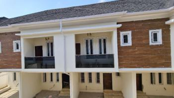 Super Affordable 3 Bedroom Terrace Duplex Fully Finished, Harris Crescent Road, By Vgc Estate, Lekki Phase 2, Close to The New C, Lekki Phase 2, Lekki, Lagos, Terraced Duplex for Sale