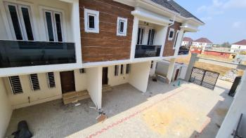 Super Affordable 4 Bedroom Terrace Duplex, Harris Crescent Road, By Vgc Estate, Lekki Phase 2, Close to The New C, Vgc, Lekki, Lagos, Terraced Duplex for Sale