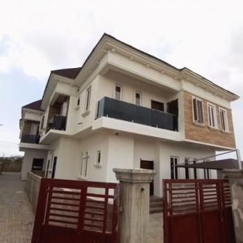 Fully Finished 3 Bedroom Terrace Duplex + Bq, Vgc, Lekki, Lagos, Terraced Duplex for Sale