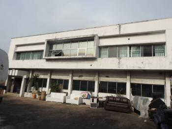 Land Measuring 2473.58sqm Directly Facing The Road, Akin Adesola Street, Shares Boundary Wit Nest Oil, Victoria Island (vi), Lagos, Commercial Land for Sale
