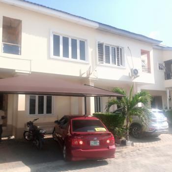 Luxury 3 Bedroom Terrace Duplex with B/q. Service Apartment, New Horizon 2 Estate, Lekki, Lagos, Terraced Duplex for Sale