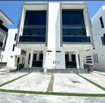 4 Bedroom Semi- Detached Houses, Ikoyi, Lagos, Semi-detached Duplex for Sale