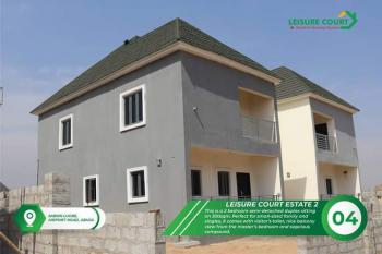 Land, Beside Aco Estate Lugbe Airport Road. Leisure Court Estate, Lugbe District, Abuja, Residential Land for Sale