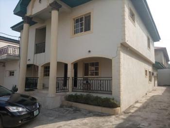 Very Clean 5 Bedroom Duplex, Aviation Estate Off Airport Road Oshodi Ikeja, Mafoluku, Oshodi, Lagos, Detached Duplex for Rent