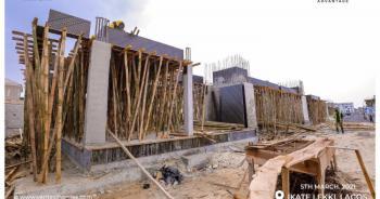 Luxury 4 Bedroom Maisonette, Ikate, Lekki, Lagos, Detached Duplex for Sale