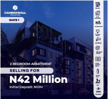 Exquisite 2 Bedroom Apartment at Camberwall Advantage, Ikate, Lekki, Lagos, Block of Flats for Sale