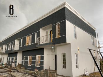 3 Units of 4 Bedroom Terrace Duplexes with Excellent Finishing, Amity Estate, Abijo, Lekki, Lagos, Terraced Duplex for Sale
