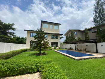 Tastefully Built 5 Bedroom Fully Detached Duplex with 2 Room Bq, Banana Island, Ikoyi, Lagos, Detached Duplex for Rent