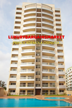 Highly Competitive Family Friendly 3 Bedroom Apartment +full Amenities, Old Ikoyi, Ikoyi, Lagos, Flat for Rent