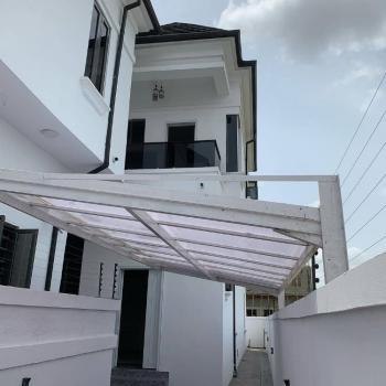 4 Bedrooms Semi Detached Duplex with Bq, Lekki, Lagos, Semi-detached Duplex for Sale