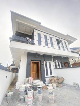 Lovely 4 Bedrooms Semi-detached Duplex with a Room Bq, Ikota, Lekki, Lagos, Semi-detached Duplex for Sale