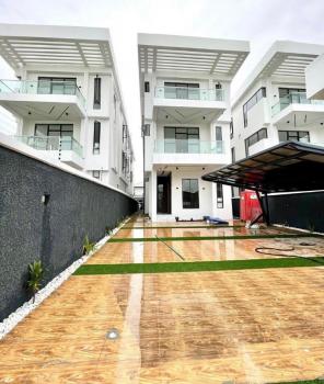 Luxury Smart Home 5 Bedroom Fully Detached Duplex with 2 Room Bq, Lekki Phase 1, Lekki, Lagos, House for Sale