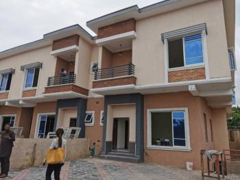 Luxury 4 Bedroom Terrace Duplex with Maids Room, Talabi Estate, Adeniyi Jones, Ikeja, Lagos, Terraced Duplex for Sale