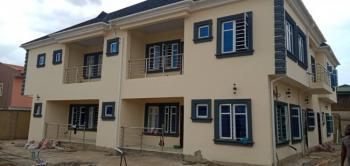 Decent 3 Bedroom Flat, Gateway Zone, Gra Phase 1, Magodo, Lagos, Flat for Rent