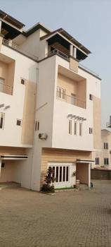 Newly Built Luxury 4 Bedroom Fully Finished and Fully Serviced Terraced Duplex, Guzape District, Guzape District, Abuja, Terraced Duplex for Rent