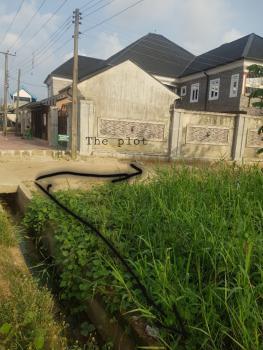 Street Corner Plot of Land, Off Sylvanus Okon Osongama Estate Extension, Uyo, Akwa Ibom, Residential Land for Sale