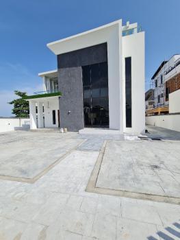 6 Bedrooms Fully Detached Mansion, Pinnock Beach Estate, Osapa, Lekki, Lagos, House for Sale