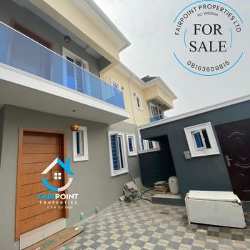 Deluxe 4 Bedroom Semi Detached Duplex, Ikota, Lekki, Lagos, Semi-detached Duplex for Sale