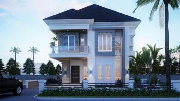 Newly Built 4 Bedroom Detached House (off Plan), Lekki City Palm, Ajah, Lagos, Detached Duplex for Sale