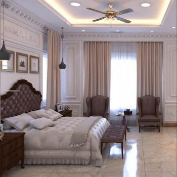 Royal 3 Bedroom Duplex, De Castle Estate, Awoyaya, Ibeju Lekki, Lagos, Semi-detached Duplex for Sale