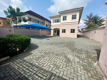 Big Compound 5 Bedroom Fully Detached Duplex with Separated Bq, Vgc, Lekki, Lagos, Detached Duplex for Sale