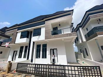 New House 4 Bedroom Semi Detached Duplex+bq+24hrs Light in an  Estate, Chevron Drive, Lekki, Lagos, Semi-detached Duplex for Sale