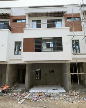 Exquisite and Unique. 4 Bedroom Duplex with Bq and Big Backyard, Ologolo, Lekki, Lagos, Terraced Duplex for Sale