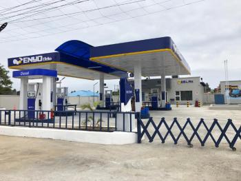 Filling Station/6plots with All Facilities, Free Trade Zone Road, Eleko, Ibeju Lekki, Lagos, Filling Station for Sale