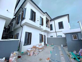 New House Big Compound 4 Bedroom Fully Detached Duplex+bq in an Estate, Ikota Villa Estate, Lekki, Lagos, Detached Duplex for Sale