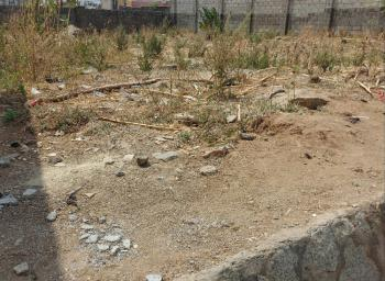 2200sqm Commercial Land in a Wonderful Area on Tarred Road, Wuye, Abuja, Commercial Land for Sale