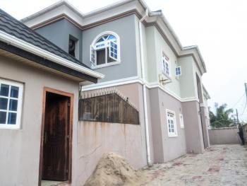 a Spacious Terrace Duplex with a Self Compound, Ikate, Lekki, Lagos, Terraced Duplex for Sale